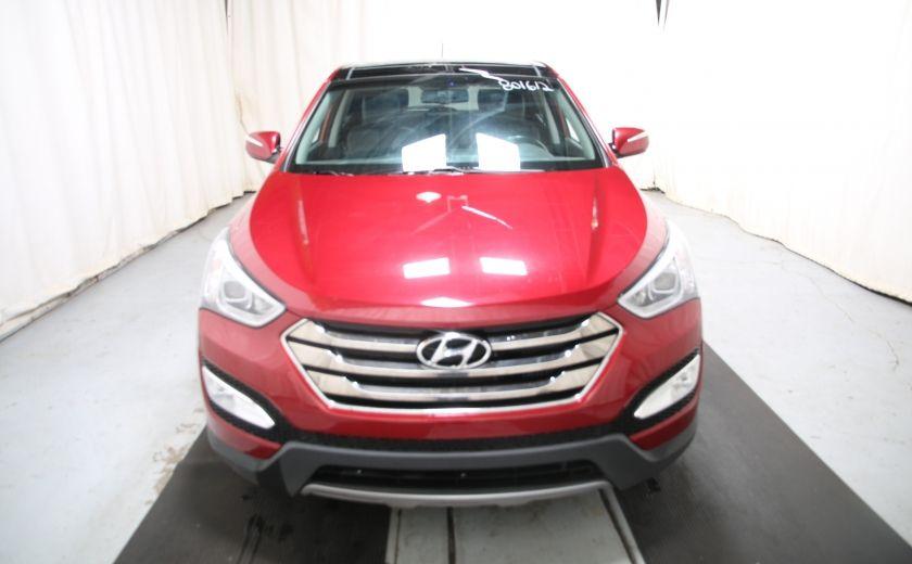2013 Hyundai Santa Fe SE 2.0 TURBO AWD CUIR TOIT PANO #1