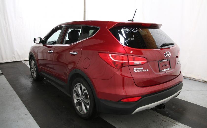 2013 Hyundai Santa Fe SE 2.0 TURBO AWD CUIR TOIT PANO #3