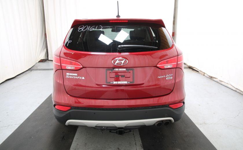 2013 Hyundai Santa Fe SE 2.0 TURBO AWD CUIR TOIT PANO #5