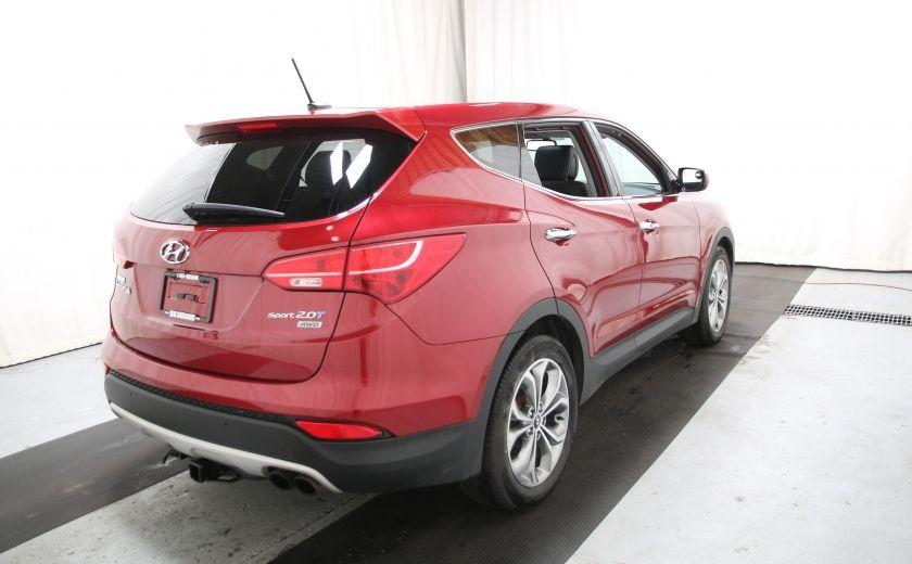 2013 Hyundai Santa Fe SE 2.0 TURBO AWD CUIR TOIT PANO #6