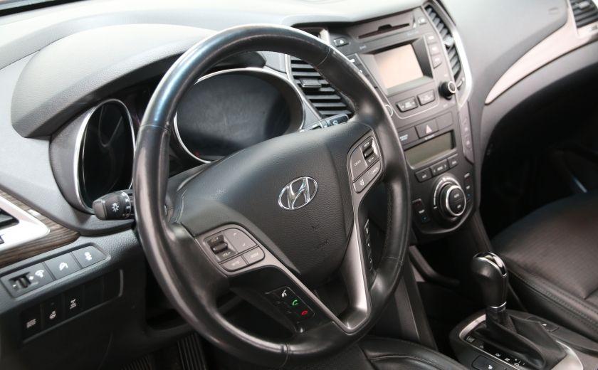 2013 Hyundai Santa Fe SE 2.0 TURBO AWD CUIR TOIT PANO #7