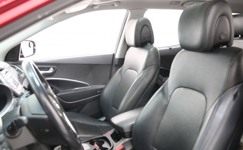 2013 Hyundai Santa Fe SE 2.0 TURBO AWD CUIR TOIT PANO #11