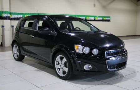2012 Chevrolet Sonic LTZ à New Richmond