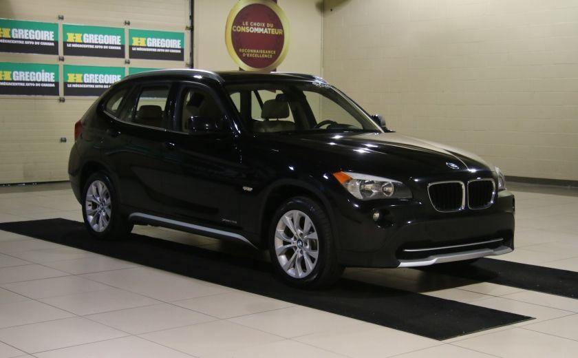 2012 BMW X1 28i AWD AUTO TOIT MAGS #0