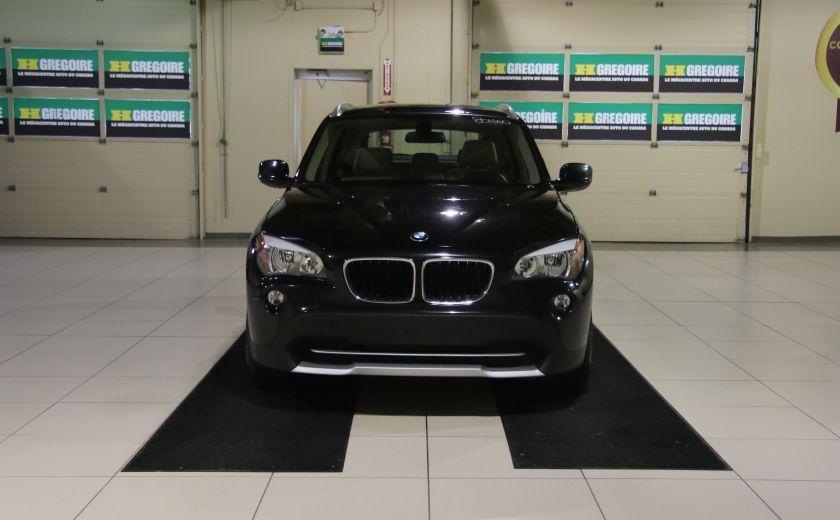 2012 BMW X1 28i AWD AUTO TOIT MAGS #1