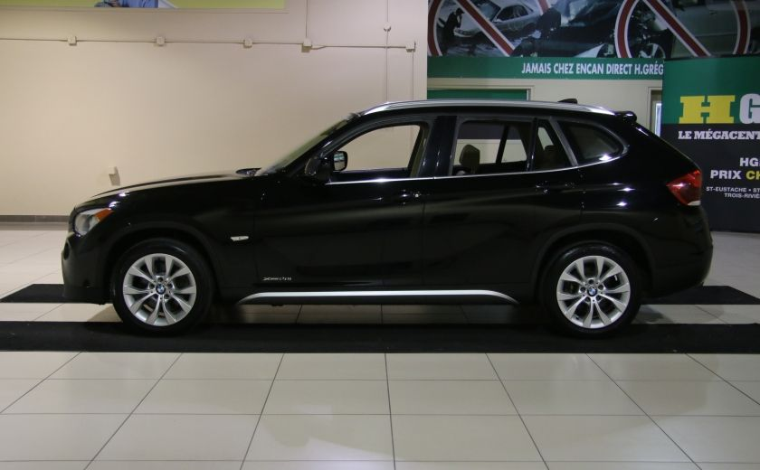 2012 BMW X1 28i AWD AUTO TOIT MAGS #3