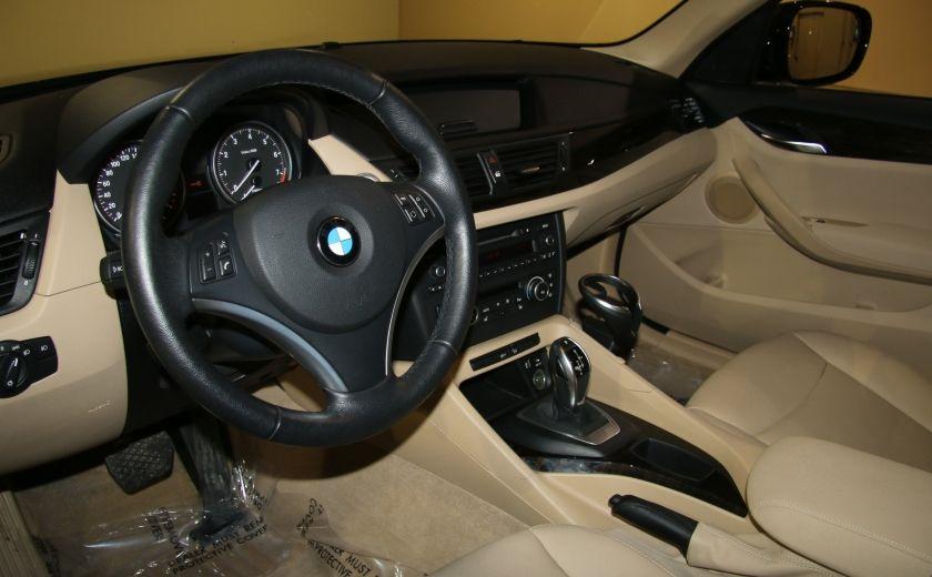 2012 BMW X1 28i AWD AUTO TOIT MAGS #8