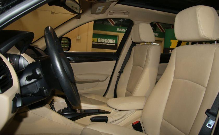2012 BMW X1 28i AWD AUTO TOIT MAGS #9