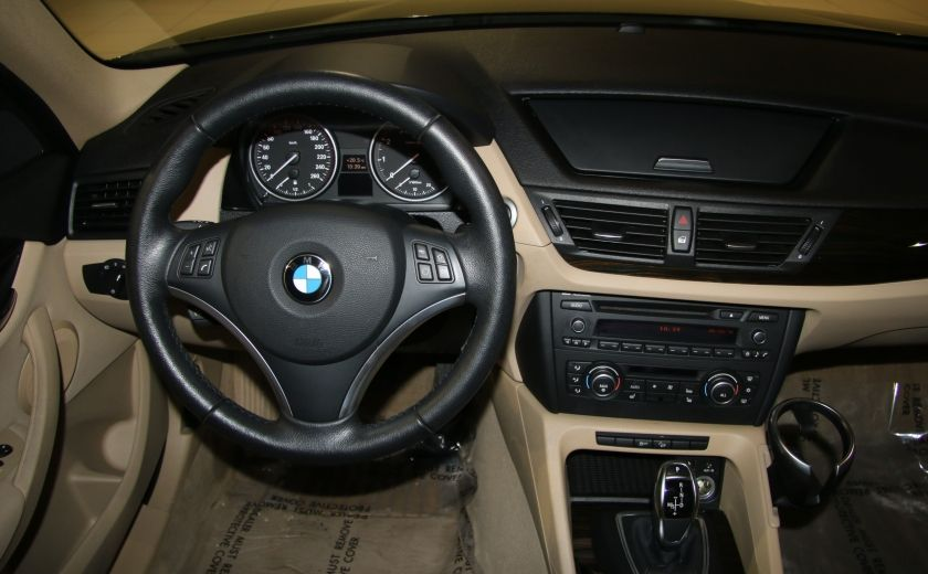 2012 BMW X1 28i AWD AUTO TOIT MAGS #13
