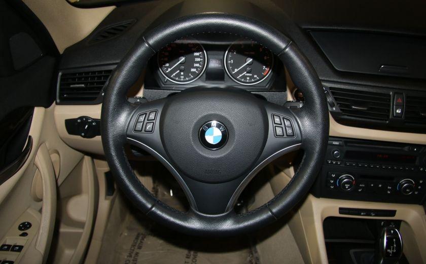 2012 BMW X1 28i AWD AUTO TOIT MAGS #14