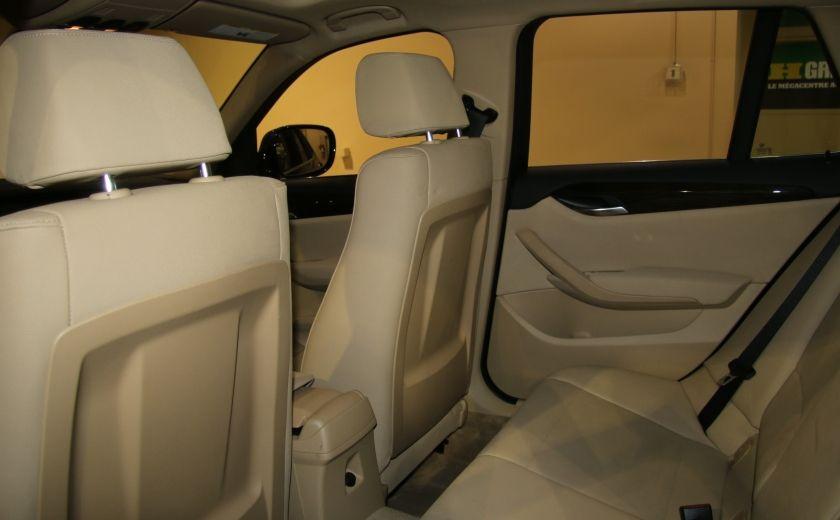 2012 BMW X1 28i AWD AUTO TOIT MAGS #17