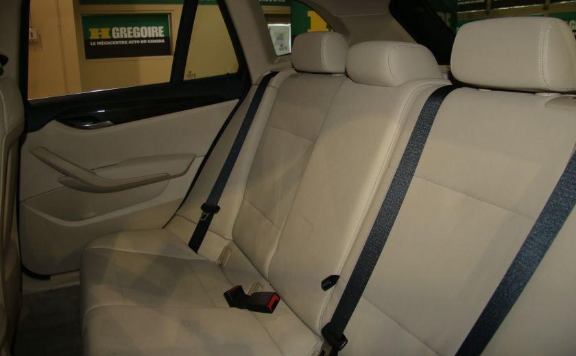 2012 BMW X1 28i AWD AUTO TOIT MAGS #18