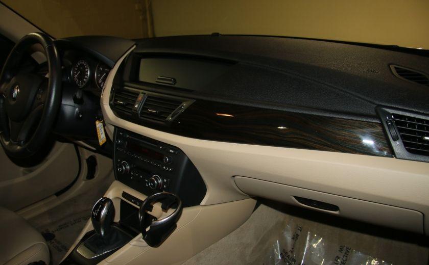 2012 BMW X1 28i AWD AUTO TOIT MAGS #21