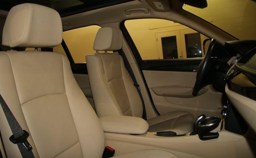 2012 BMW X1 28i AWD AUTO TOIT MAGS #23