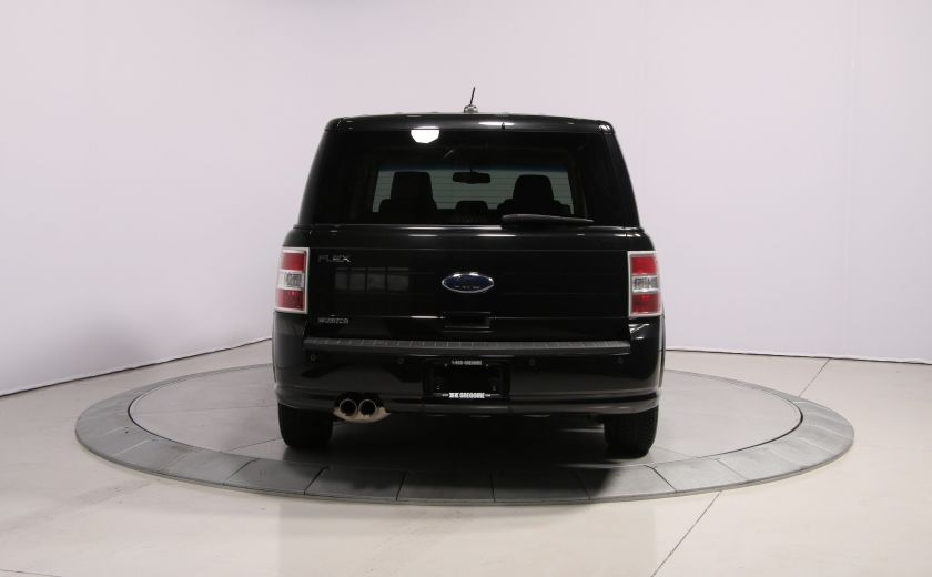2011 Ford Flex SE AUTO A/C GR ELECT MAGS 7PASSAGERS #5