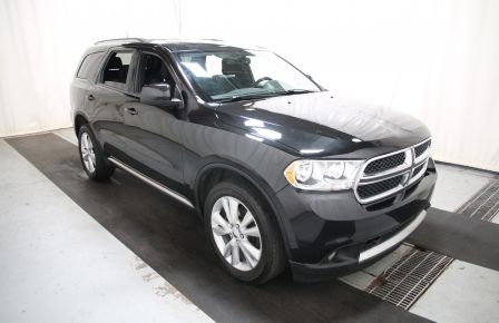 2012 Dodge Durango SXT AWD AUTO A/C TOIT MAGS 7 PASS in Sept-Îles