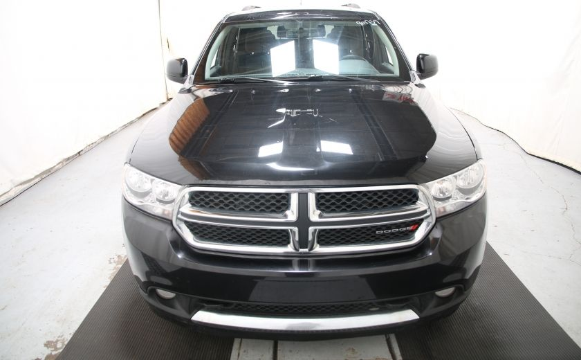 2012 Dodge Durango SXT AWD AUTO A/C TOIT MAGS 7 PASS #1