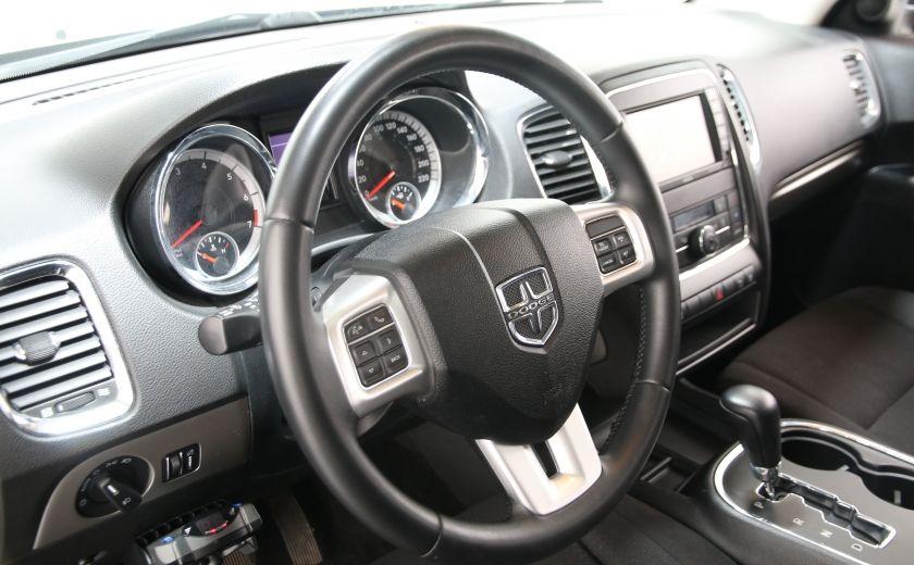 2012 Dodge Durango SXT AWD AUTO A/C TOIT MAGS 7 PASS #6