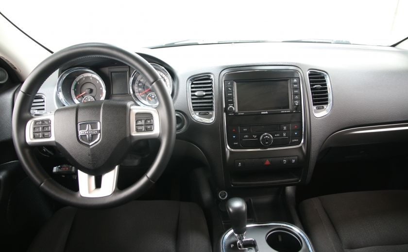 2012 Dodge Durango SXT AWD AUTO A/C TOIT MAGS 7 PASS #11