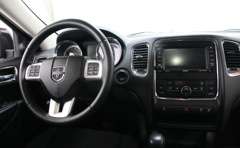 2012 Dodge Durango SXT AWD AUTO A/C TOIT MAGS 7 PASS #12