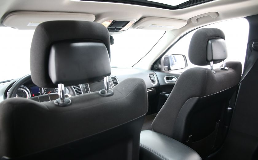 2012 Dodge Durango SXT AWD AUTO A/C TOIT MAGS 7 PASS #14