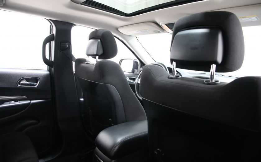 2012 Dodge Durango SXT AWD AUTO A/C TOIT MAGS 7 PASS #19