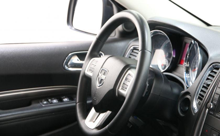 2012 Dodge Durango SXT AWD AUTO A/C TOIT MAGS 7 PASS #21