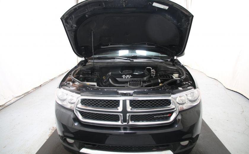 2012 Dodge Durango SXT AWD AUTO A/C TOIT MAGS 7 PASS #24