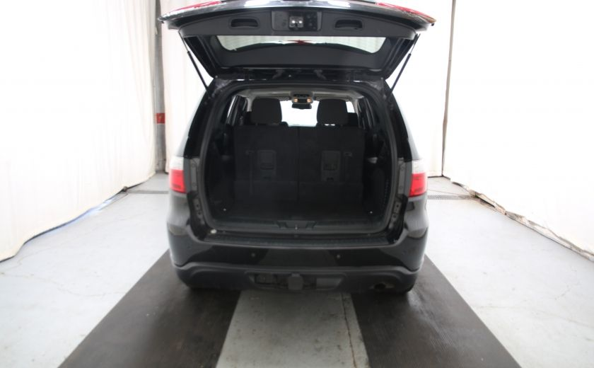 2012 Dodge Durango SXT AWD AUTO A/C TOIT MAGS 7 PASS #25