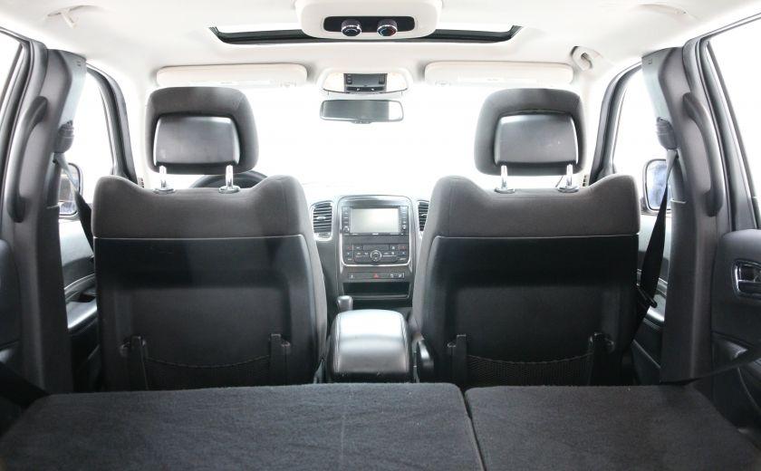 2012 Dodge Durango SXT AWD AUTO A/C TOIT MAGS 7 PASS #28