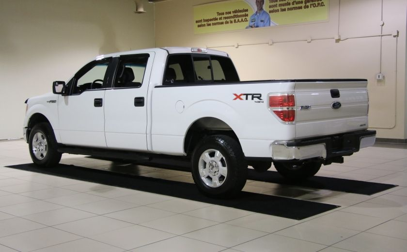 2012 Ford F150 XLT 4WD AUTO A/C MAGS #2