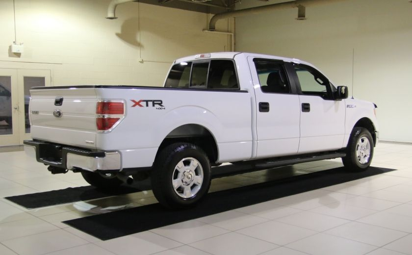 2012 Ford F150 XLT 4WD AUTO A/C MAGS #4