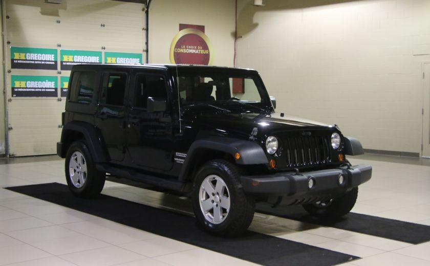 2012 Jeep Wrangler Sport 4WD 2TOITS MAGS #0