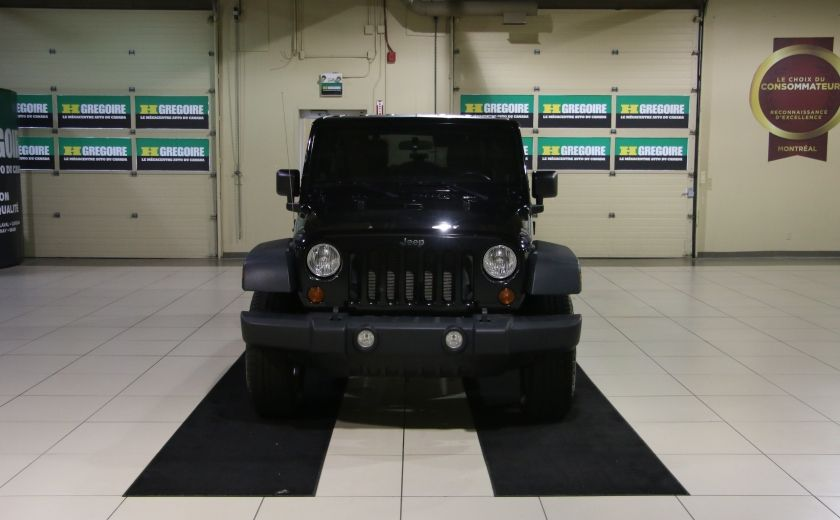 2012 Jeep Wrangler Sport 4WD 2TOITS MAGS #1