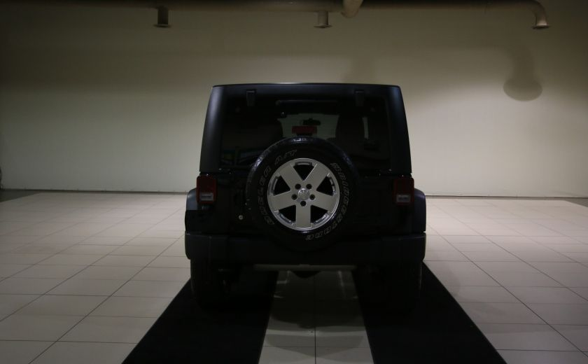 2012 Jeep Wrangler Sport 4WD 2TOITS MAGS #5