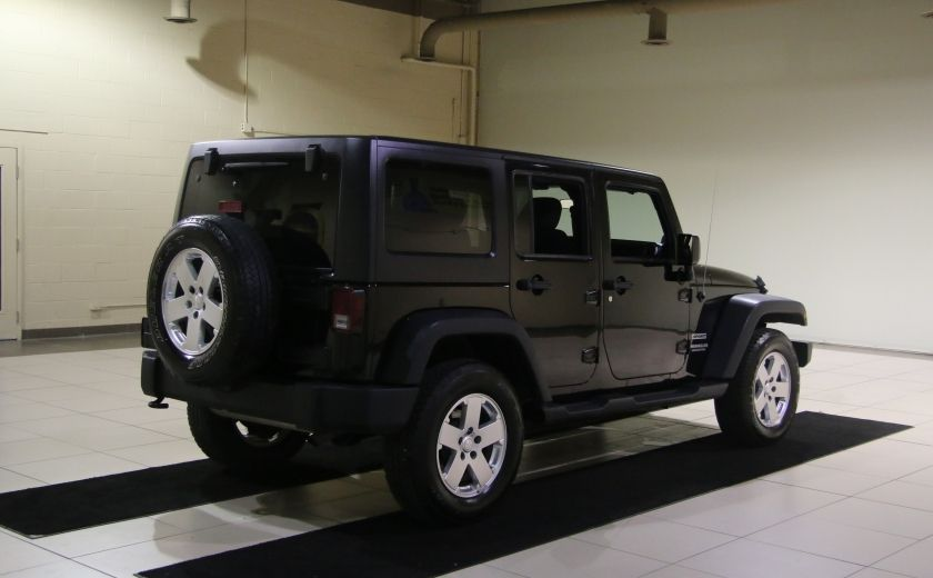 2012 Jeep Wrangler Sport 4WD 2TOITS MAGS #6