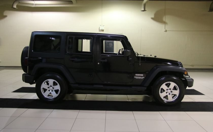 2012 Jeep Wrangler Sport 4WD 2TOITS MAGS #7
