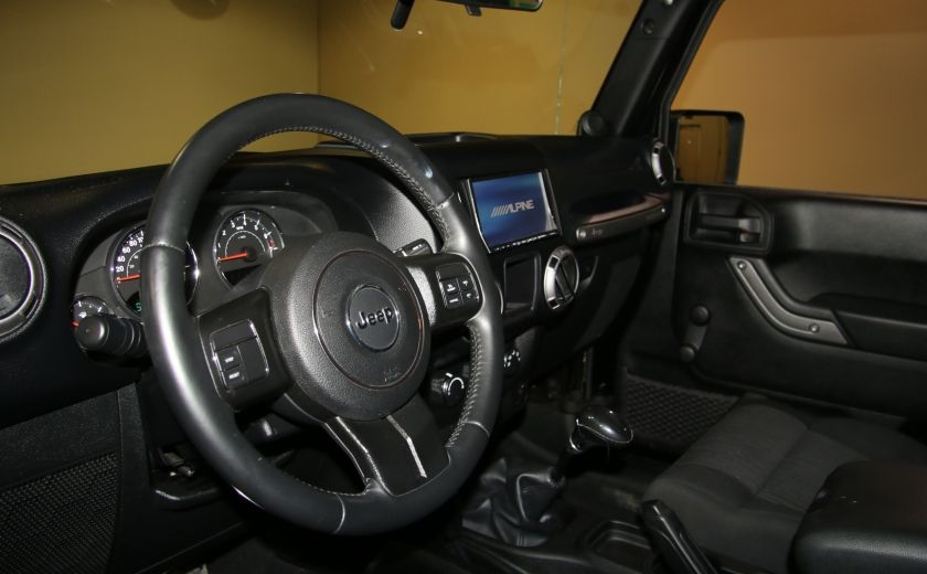 2012 Jeep Wrangler Sport 4WD 2TOITS MAGS #8