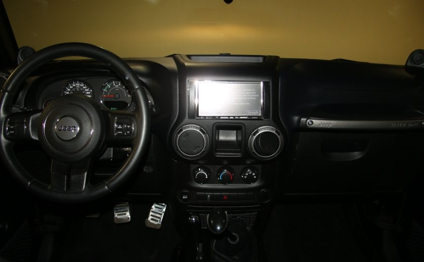 2012 Jeep Wrangler Sport 4WD 2TOITS MAGS #10