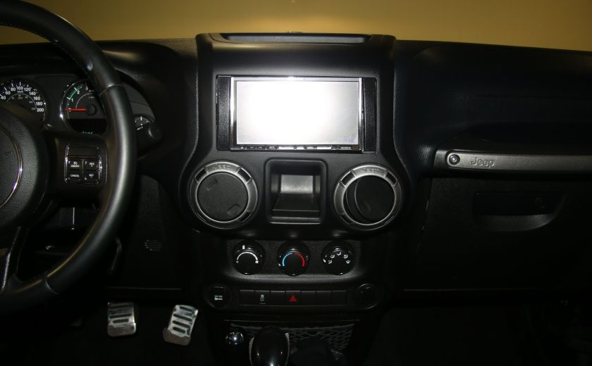 2012 Jeep Wrangler Sport 4WD 2TOITS MAGS #13