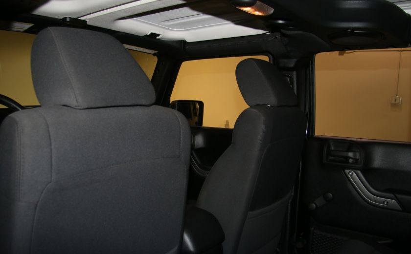 2012 Jeep Wrangler Sport 4WD 2TOITS MAGS #16