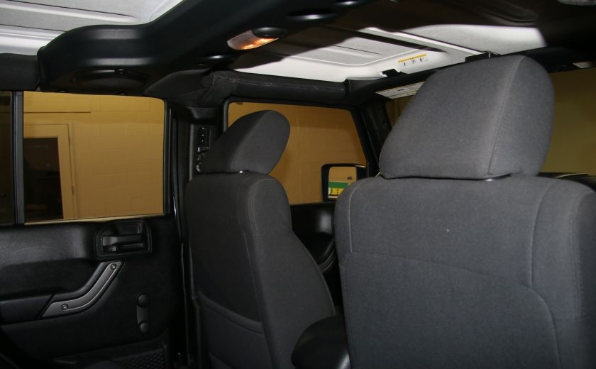 2012 Jeep Wrangler Sport 4WD 2TOITS MAGS #18