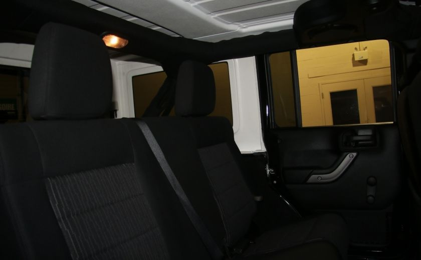 2012 Jeep Wrangler Sport 4WD 2TOITS MAGS #19