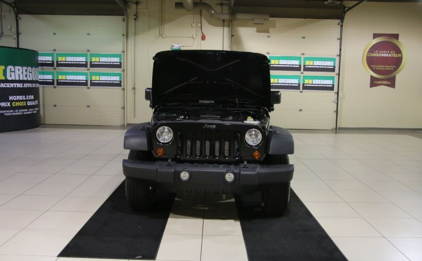 2012 Jeep Wrangler Sport 4WD 2TOITS MAGS #24