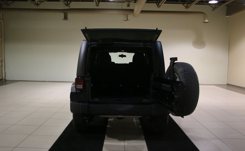 2012 Jeep Wrangler Sport 4WD 2TOITS MAGS #26