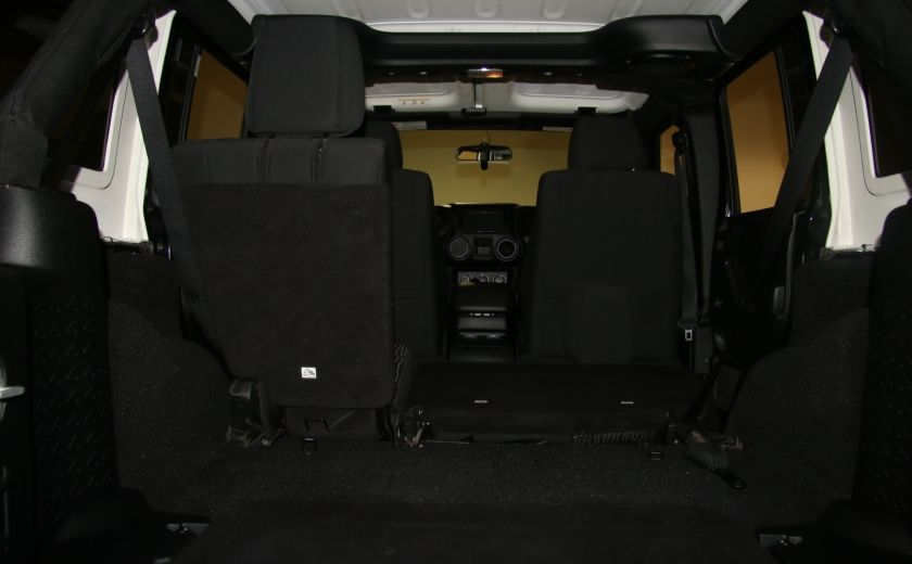 2012 Jeep Wrangler Sport 4WD 2TOITS MAGS #28