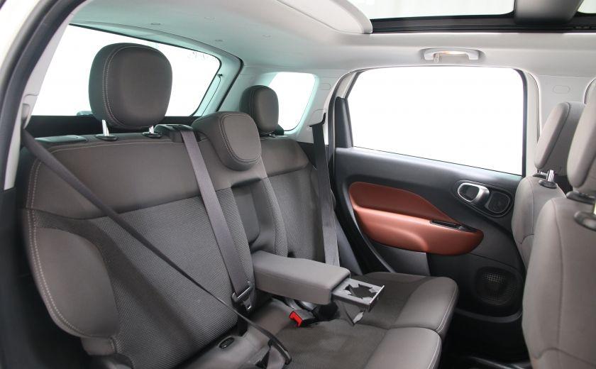 2014 Fiat 500L Trekking TOIT PANO #18