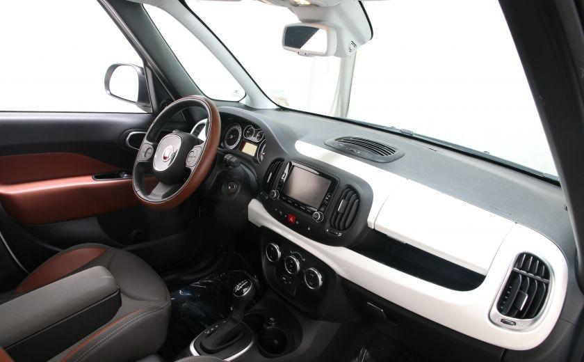 2014 Fiat 500L Trekking TOIT PANO #19