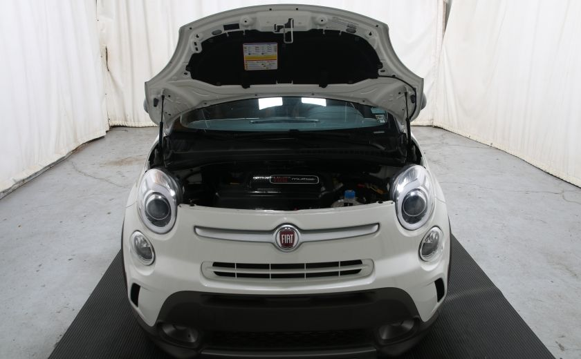 2014 Fiat 500L Trekking TOIT PANO #22