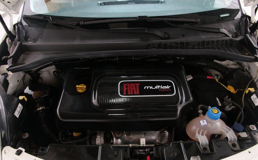 2014 Fiat 500L Trekking TOIT PANO #23